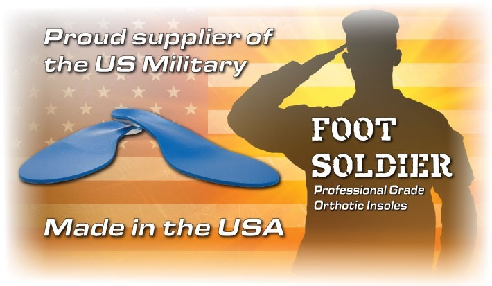 Foot Soldier Insoles